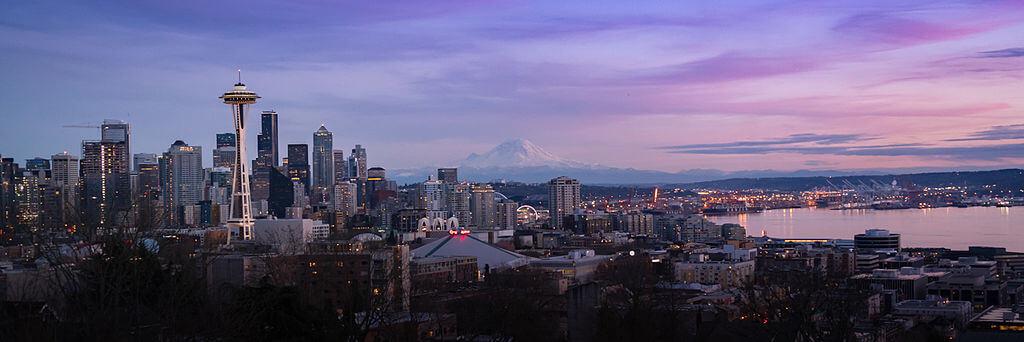 Skyline Seattle - compressed